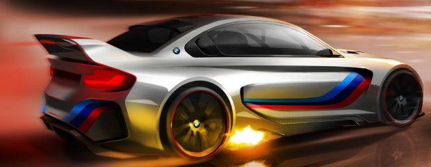 BMW Vision GT