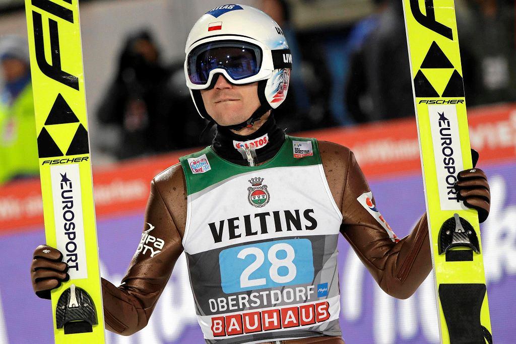 Kamil Stoch wygrał w Oberstdorfie