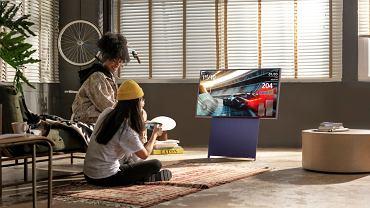 Telewizor Samsung The Sero.