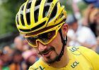 Tour de France: Simon Yates najszybszy z ucieczki, Julian Alaphilippe nadal liderem