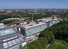 Spór na budowie najnowocześniejszego szpitala w Polsce. Firma z Gdańska: Jesteśmy na skraju upadłości