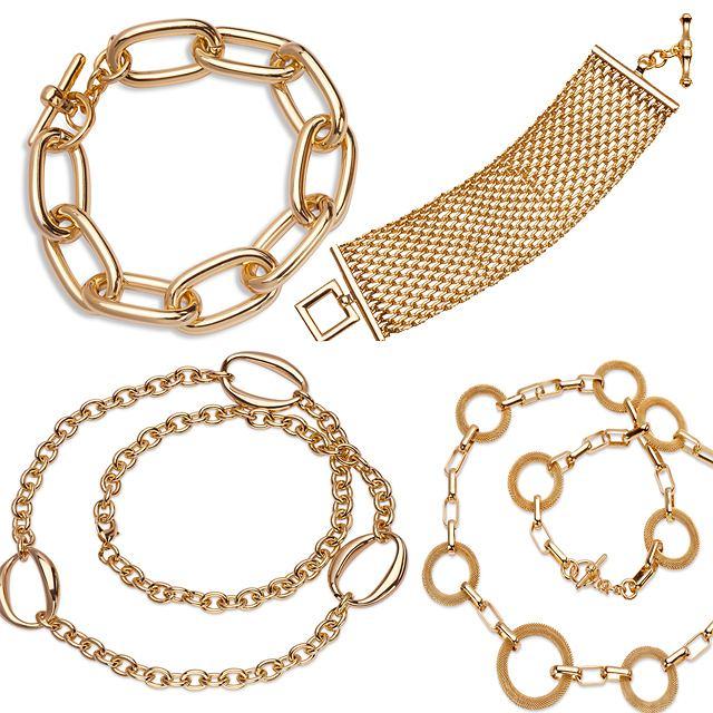 YES - złota kolekcja Brass