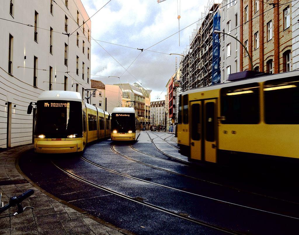 Tramwaje w Berlinie
