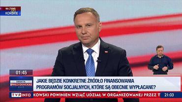 """""""W Lesznie były trudne pytania do Trzaskowskiego, w Końskich doroczny event Władimira Putina"""""""