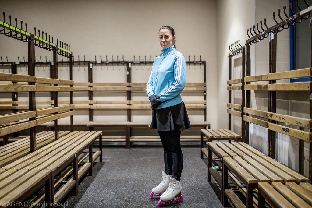 Agnieszka Pucuła: Łyżwy mam zawsze w bagażniku
