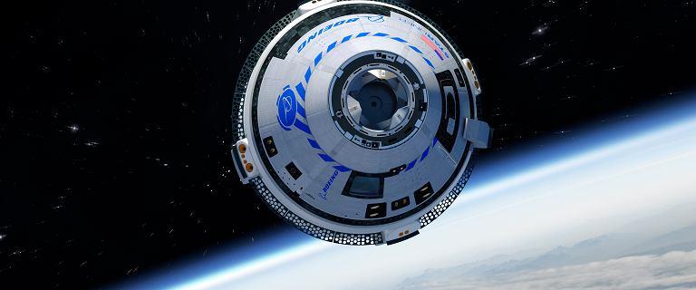 Statek kosmiczny Starliner z licznymi problemami. Boeing ponowi próbę