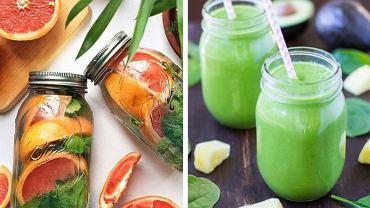Te napoje podkręcą metabolizm i wspomogą spalanie tkanki tłuszczowej.