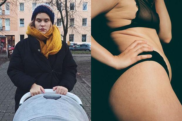 """Aktorka z serialu """"Barwy Szczęścia"""" przytyła 25 kg podczas ciąży. Pokazała zdjęcie w bieliźnie"""