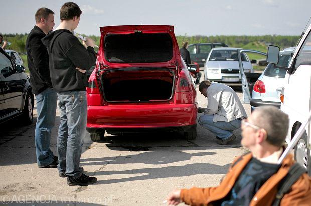 Chcemy kupować droższe auta używane. Boimy się ukrytych usterek i tego, że pochodzą z kradzieży