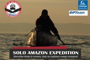 Solo Amazon Expedition w Warszawe