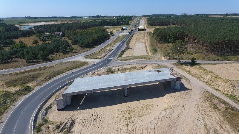 Droga ekspresowa S5 w woj. kujawsko-pomorskim