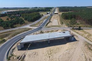 Budowa trasy S5 w województwie kujawsko-pomorskim przysparza problemów. Trwają poszukiwania nowego wykonawcy
