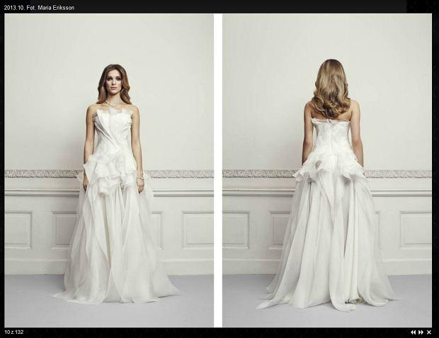 Suknia ślubna Zienia