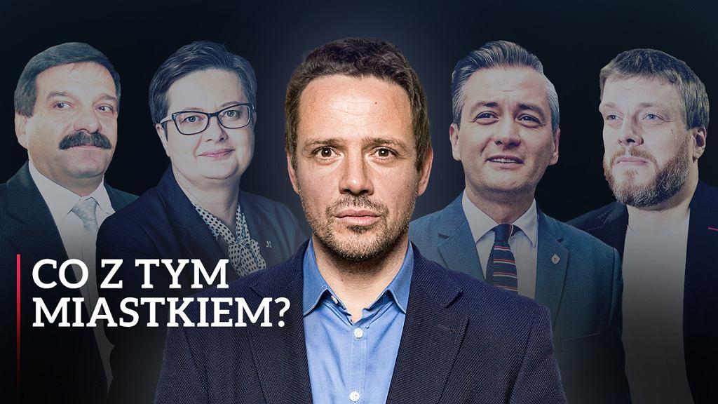Rafał Trzaskowski pisze dla Gazeta.pl o badaniach dr Macieja Gduli w Miastku