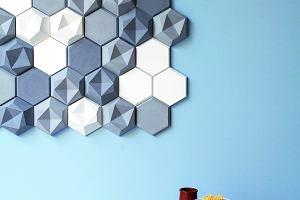 Trend: Ściany z efektem 3D