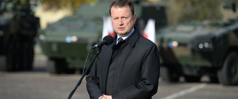 Błaszczak: Od tego roku organizatorem obchodów na Westerplatte będzie wojsko