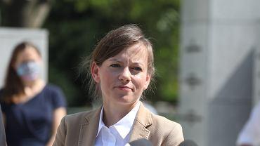 Kandydatka na Rzecznika Praw Obywatelskich Zuzanna Rudzińska - Bluszcz