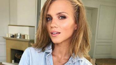 Agnieszka Kaczorowska pokazała, jak wygląda bez makijażu i filtrów z Instagrama