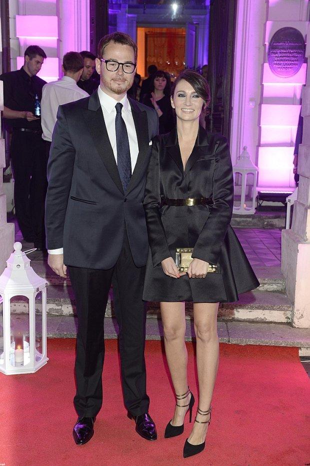 Dominika Kulczyk-Lubomirska i Jan Lubomirski