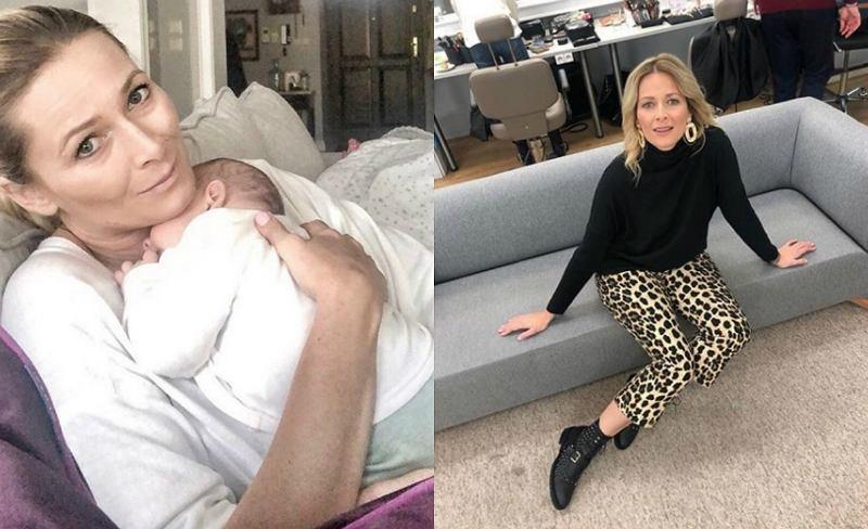 Odeta Moro pokazała brzuch po porodzie. Ten post może pomóc wielu kobietom