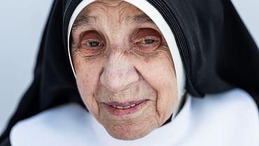 Siostra Regina Mizgier urodziła się 18 kwietnia 1918 roku w wagonie kolejowym transportującym ludzi na Syberię