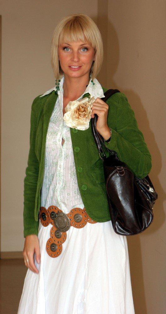 Agnieszka Szulim w 2005.