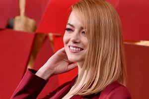 Emma Stona na gali Oscary 2018