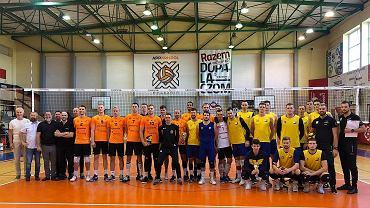 Siatkarze Olimpii Sulęcin na turnieje we Wrześni