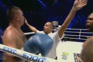 Polsat Boxing Night. Rekowski kontrowersyjnie przegrywa z Aguilerą tuż przed gongiem!
