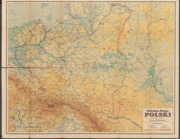 Cyfryzacja map przerosła państwo   polskie. System kosztował 370 mln i budowany jest od 17 lat