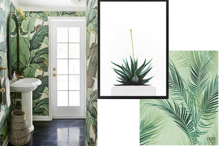 tapety i plakaty w motywy roślinne