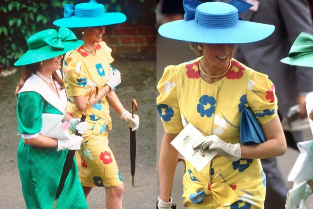 stylizacje księżnej Diany