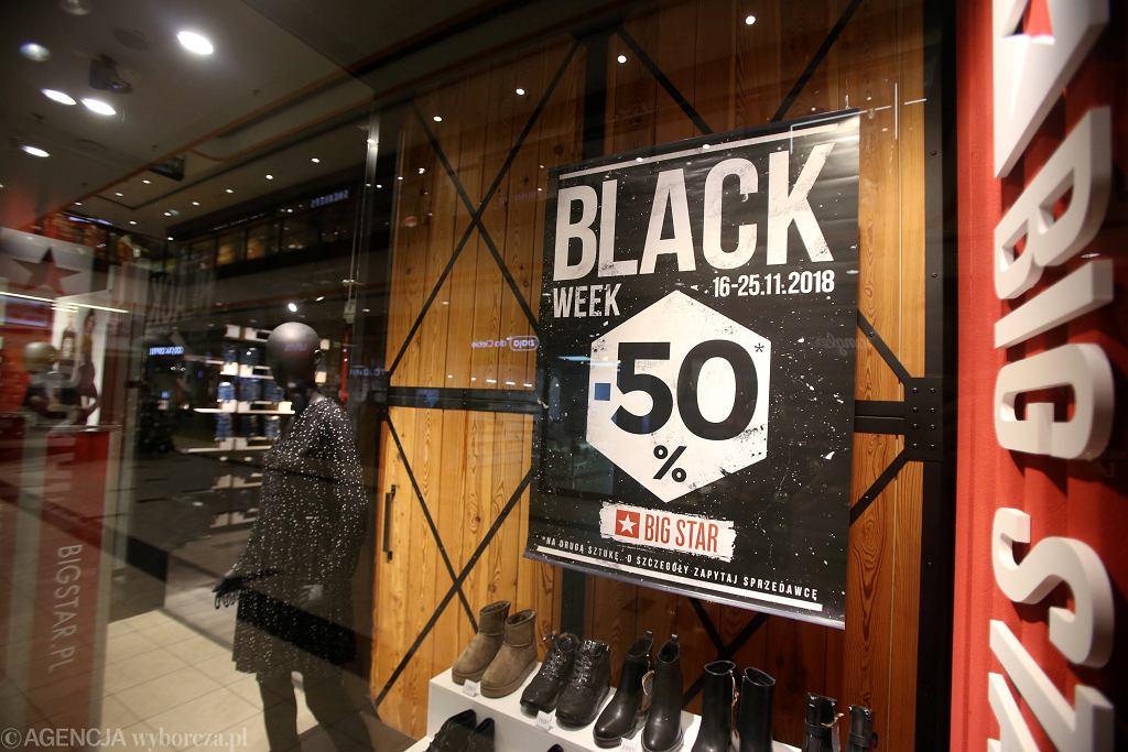 Black Friday 2018. W jakich sklepach szukać promocji?