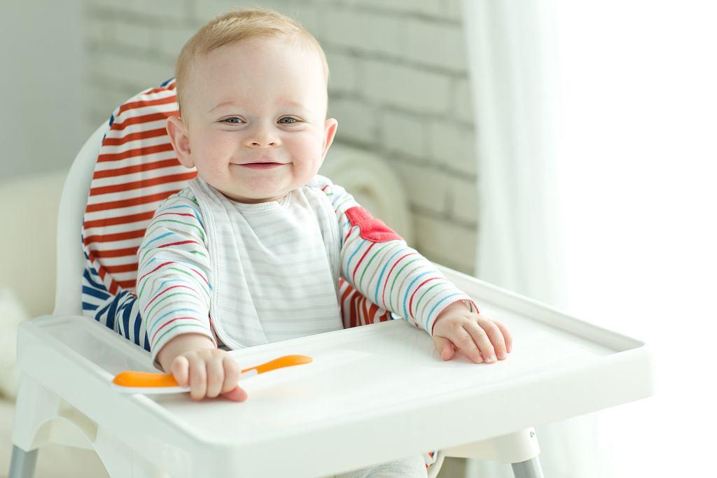 Rozwój dziecka: 6 miesięczne dziecko. Zdjęcie ilustracyjne