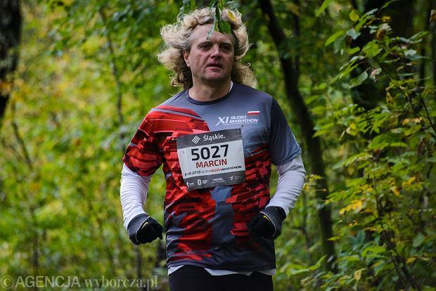 Zdjęcie numer 59 w galerii - Silesia Marathon. Chłód i wiatr niestraszne, rekord pobity! [ZDJĘCIA]
