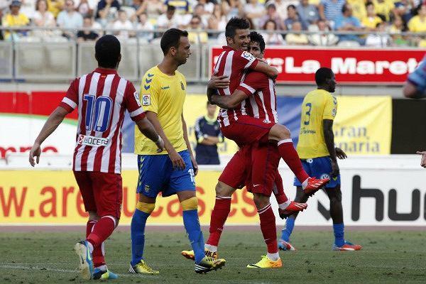 David Villa debiutuje w Atletico