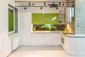 Wnętrza: sześć pomysłów na ścianę w kuchni