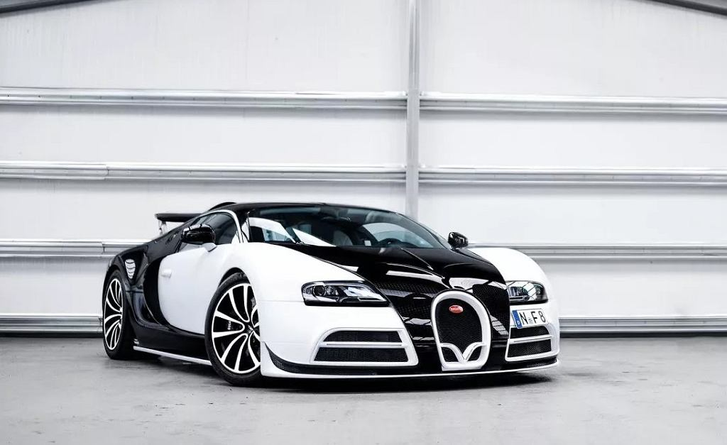 Bugatti Veyron Linea Vivere
