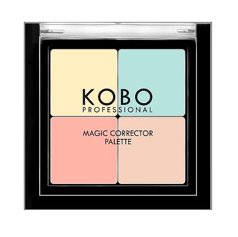 KOBO PROFESSIONAL Magic Corrector Palette
