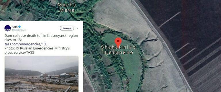 Rosja: Katastrofa na Syberii. W kopalni złota pękła tama, 13 osób nie żyje