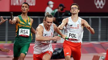 Record!  Record!  La Pologne a battu le record de 57 ans des Jeux Olympiques.