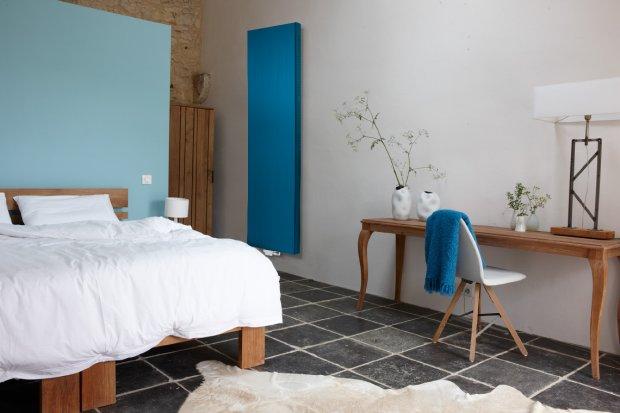Sypialnia W Kolorze Niebieskim Budowa Projektowanie I