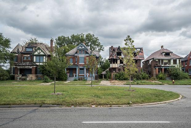 Pandemia zniweczyła odrodzenie legendarnego miasta. Detroit - upadek gospodarki w 72 godziny