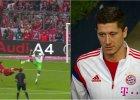 Gol Lewandowskiego na 1. miejscu najpiękniejszych akcji Bundesligi [wideo]