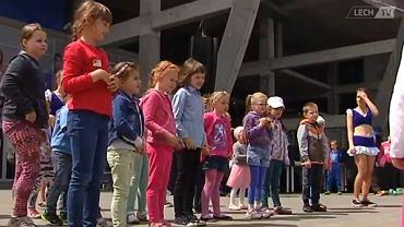 Dzień Dziecka na stadionie w Poznaniu
