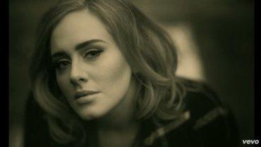 "Adele - teledysk do ""Hello"""