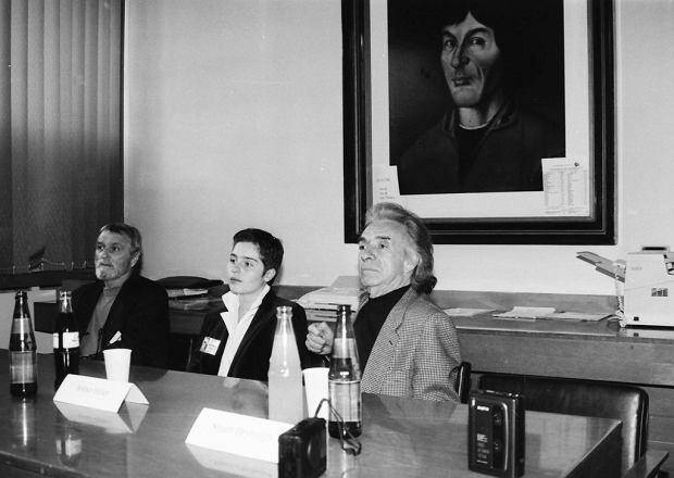 Zdjęcie numer 3 w galerii - Tak wyglądał Festiwal Camerimage w Toruniu 25 lat temu [ZDJĘCIA]