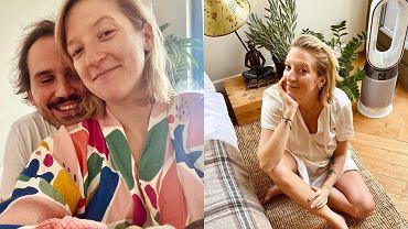 Lara Gessler chwali się uroczym pokojem córki. My patrzymy na resztę nowego mieszkania. Skromnie i bardzo przytulnie