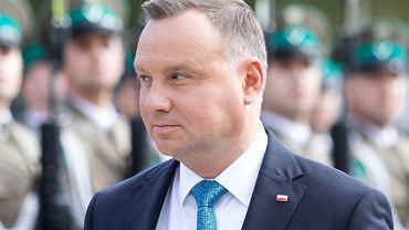 Andrzej Duda nie skomentował wyroku TK ws. aborcji, ale zdradziło go polubienie na Instagramie. Zaskakujące