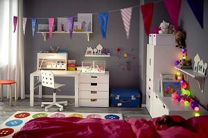 Jak funkcjonalnie rozplanować pokój dziecka?